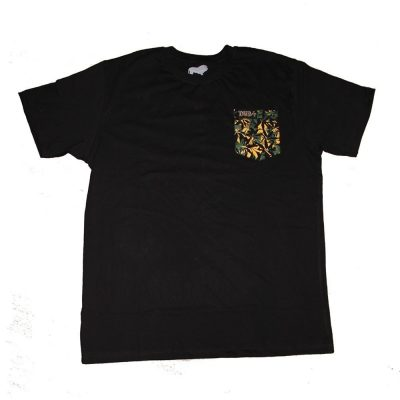 DUB Cannaflage Pocket Tee-0