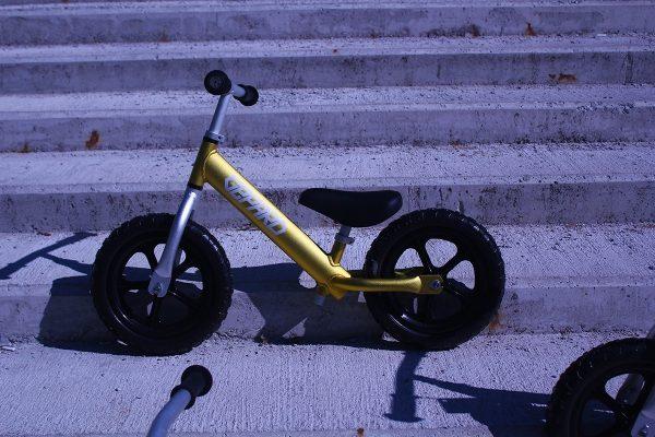 Balance bike Алуминиево, с капсуловани лагери. 1.9кг-1215