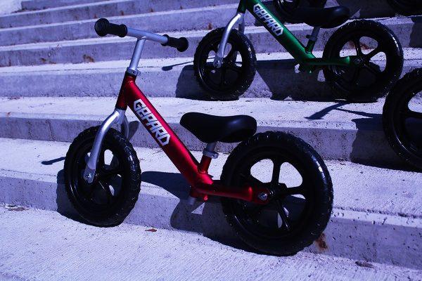 Balance bike Алуминиево, с капсуловани лагери. 1.9кг-1216