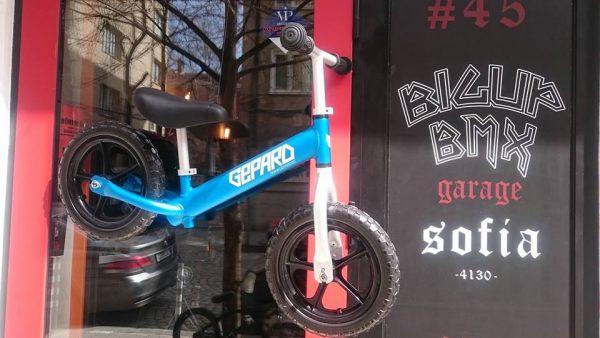 Balance bike Алуминиево, с капсуловани лагери. 1.9кг-946