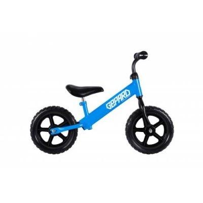 Детски балансов велосипед Gepard Стоманен (Син)