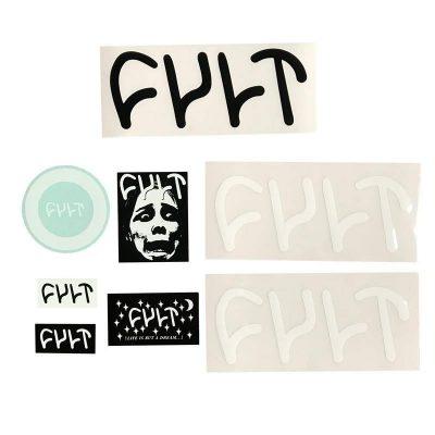 Cult 8 Sticker Kit -0