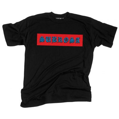 Subrosa Olde English Tee / XL (Black)