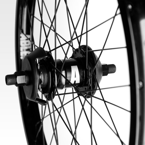 able B-Roll Freecoaster Hub (with hubguards)-3176