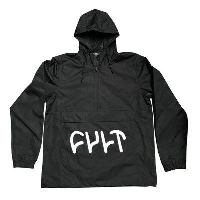 Cult Logo Anorak Jacket-0