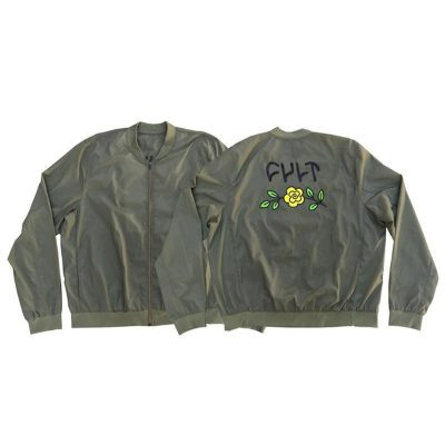 Cult In Bloom Bomber Jacket-0