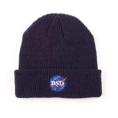 BSD SPACE AGENCY BEANIE-0