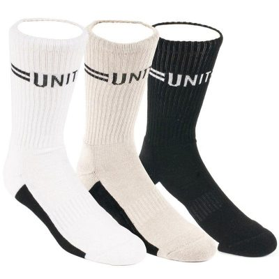 United Signature Socks 3 Pack-0