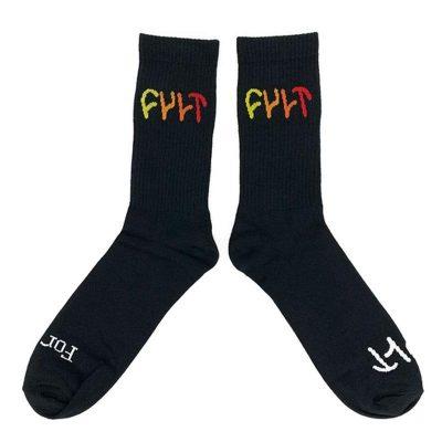Cult Prowlers Socks-0