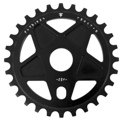 Flybikes Tractor 25t Sprocket (Black)