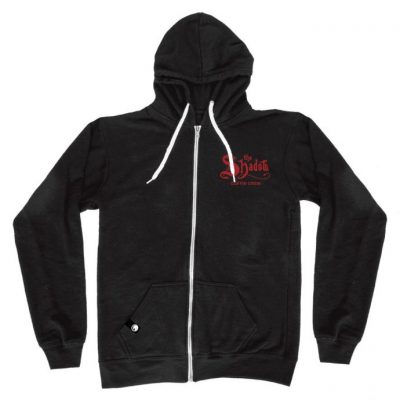The Shadow Conspiracy Instigate Zip Hoodie / M (Black)