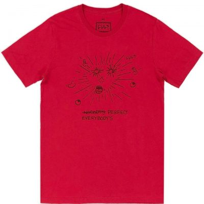Cult  Ur Perfect Tee / M (Red)