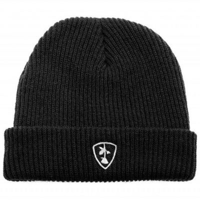 Subrosa Shield Beanie - Black