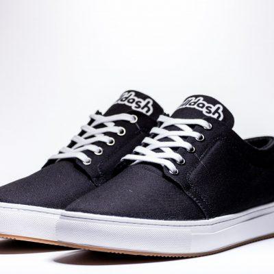 Skilldash Black Shoes