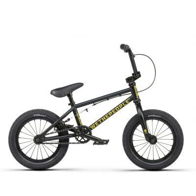 """Wethepeople RIOT 14"""" Complete Bike (matt black)"""