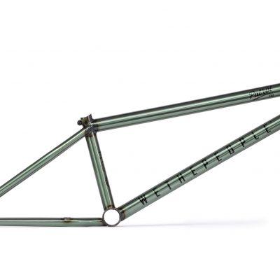 Wethepeople PATROL 21.15'' Frame (translucent racing green)