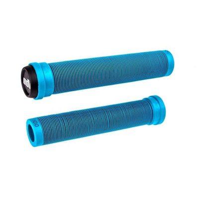 Odi Longneck SLX Flangeless Grips (Light Blue)