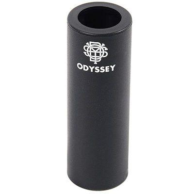 """Odyssey Graduate 4.75"""" Plastic Peg Sleeve (Black)"""