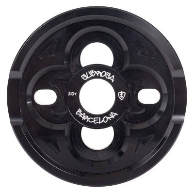 Subrosa Barcelona Guard Sprocket 25t (Black)