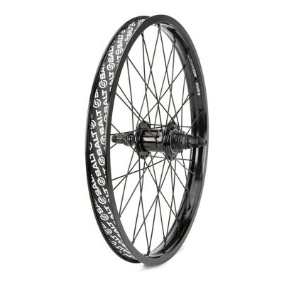 SaltPLUS MESA/VERTEX FC Freecoaster Rear Wheel LSD (Black)