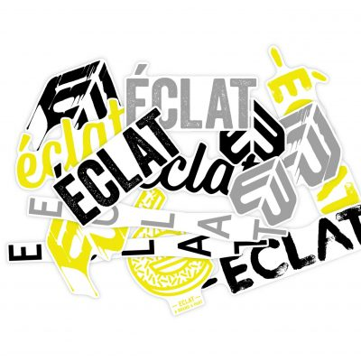 Eclat FRAME Sticker Set