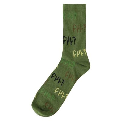 Cult All-Over Socks / OneSize (Camouflage)