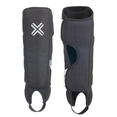 Fuse Alpha Shin/Ankle Whip Pads / XL (Black)