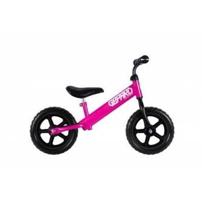 Детски балансов велосипед Gepard Стоманен (Розов)