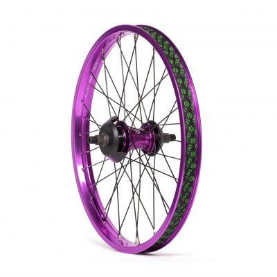 SALT EVEREST freecoaster rear wheel (Purple, RSD)