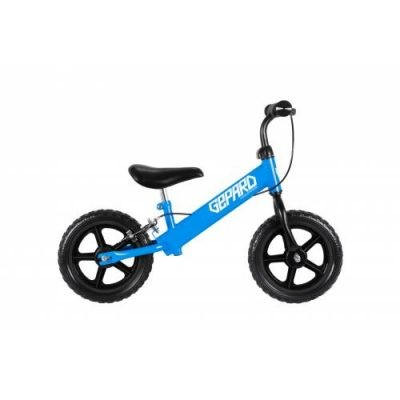 Детски балансов велосипед Gepard Стоманен Със спирачка (Син)