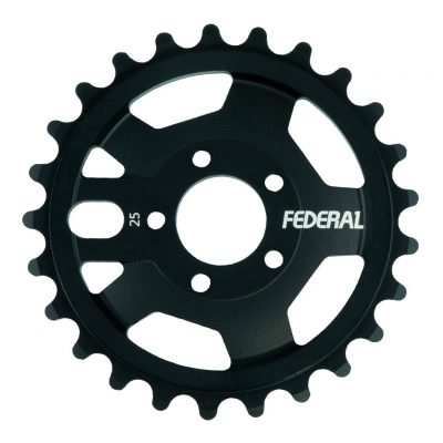 Federal AMG Sprocket 25t (Black)