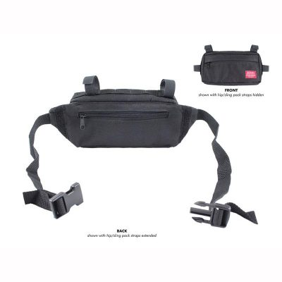 Odyssey Switch Fanny Pack (Black)