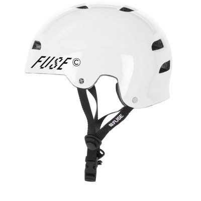 Fuse Alpha Helmet / S-M (Gloss white)