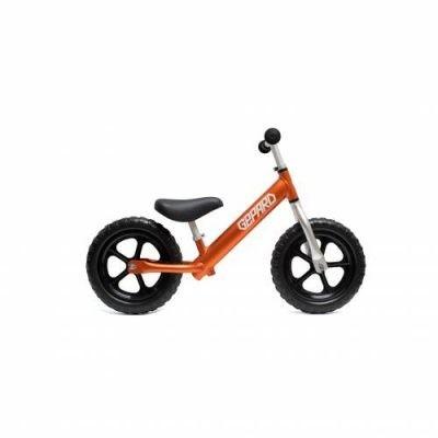 Детски балансов велосипед Gepard Алуминиев (Оранжев)