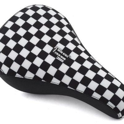 Stolen FAST TIMES XL CHECKERBOARD PIVOTAL SEAT (Black)
