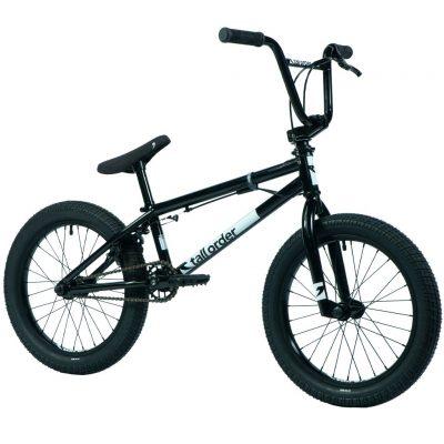 """Tall Order Ramp 18"""" Complete Bike (Gloss Black)"""