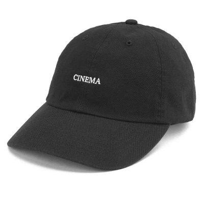 Cinema Tuned In Cap (Black)