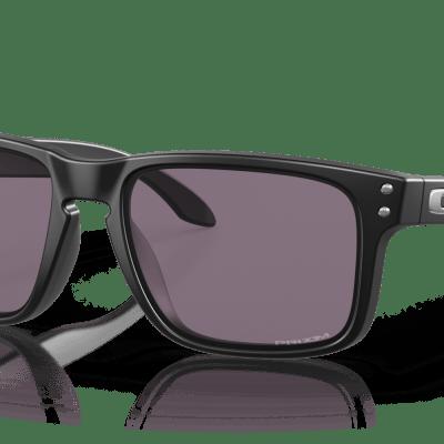 Oakley Holbrook™  (Matte Black Frame, Prizm Grey Lenses)
