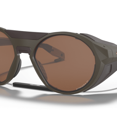 Oakley Clifden (Prizm Tungsten Polarized Lenses,  Matte Olive Frame)