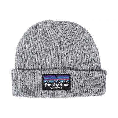 Shadow Out There Beanie (Grey)