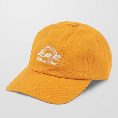 STONE WONDER DAD HAT / SIZE -OSZ (VINTAGE GOLD)